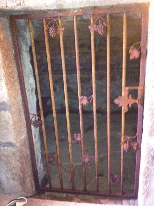 Les tr sors de safi for Porte de cave en fer
