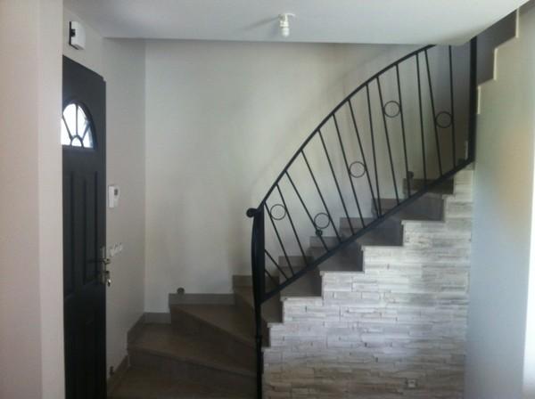 rampe escalier en fer forge. Black Bedroom Furniture Sets. Home Design Ideas